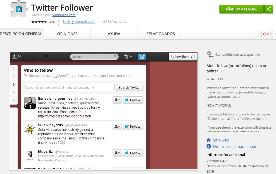 twitter follower 3 extensiones conseguir seguidores growth hackertwitter follower 3 extensiones conseguir seguidores growth hacker