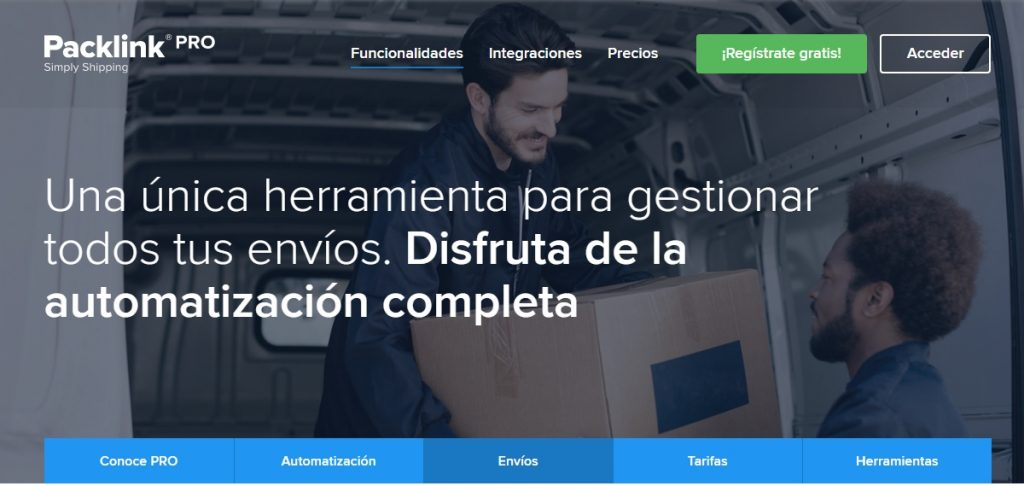 Cómo elegir el mejor servicio de packing para un e-commerce Packingpro packingpro Packlink PRO comparador envios